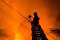 外国人に人気の高級ホテルで火災、日本人男性1人死亡 ミャンマー