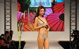 上海ファッションウィーク開催、下着・水着の見本市も