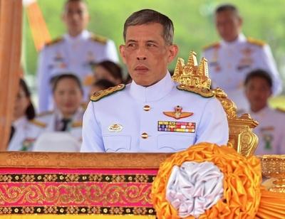 タイ国王の戴冠式、5月に実施へ 王室庁発表