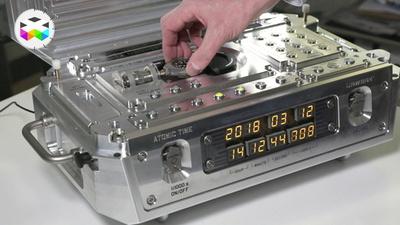 ウルベルクによる驚きの原子時計(前編)