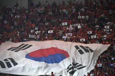 韓国代表の試合で北朝鮮国歌、サッカー協会がAFCに正式抗議へ