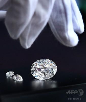 51カラットの巨大ダイヤモンド、11月に競売へ