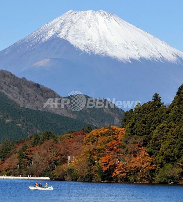 【写真特集】富士山、世界文化遺産に登録へ