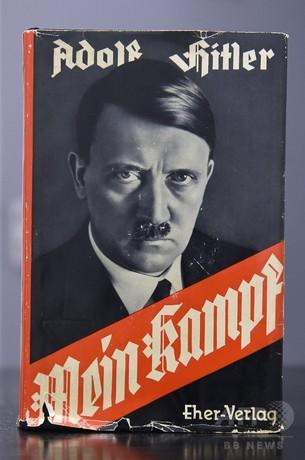 ヒトラー「わが闘争」、再版でベストセラーに ドイツ