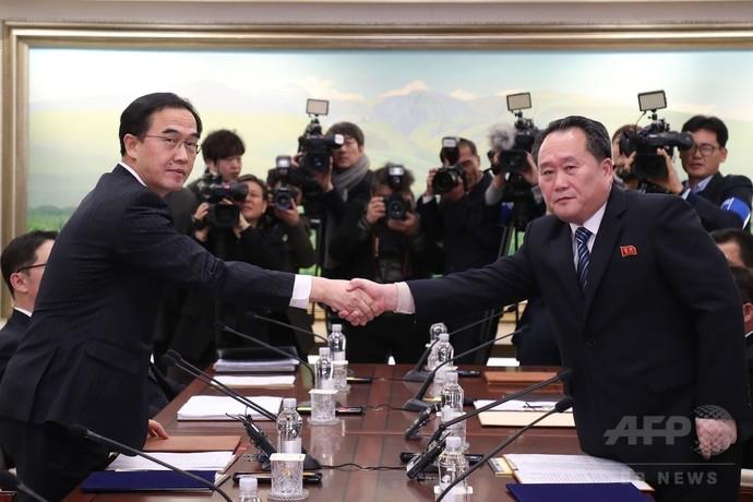 北朝鮮の平昌五輪参加、非核化への効果は期待薄 専門家ら見解