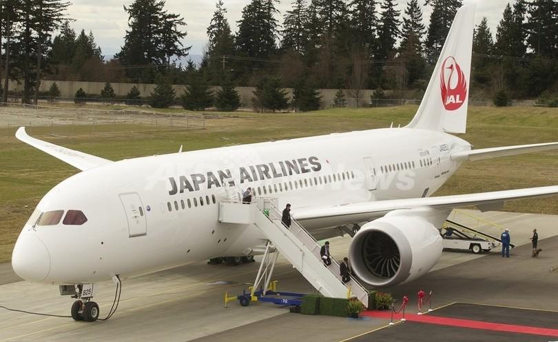 JALの東京行きB787が引き返し、燃料ポンプの異常示す警告で