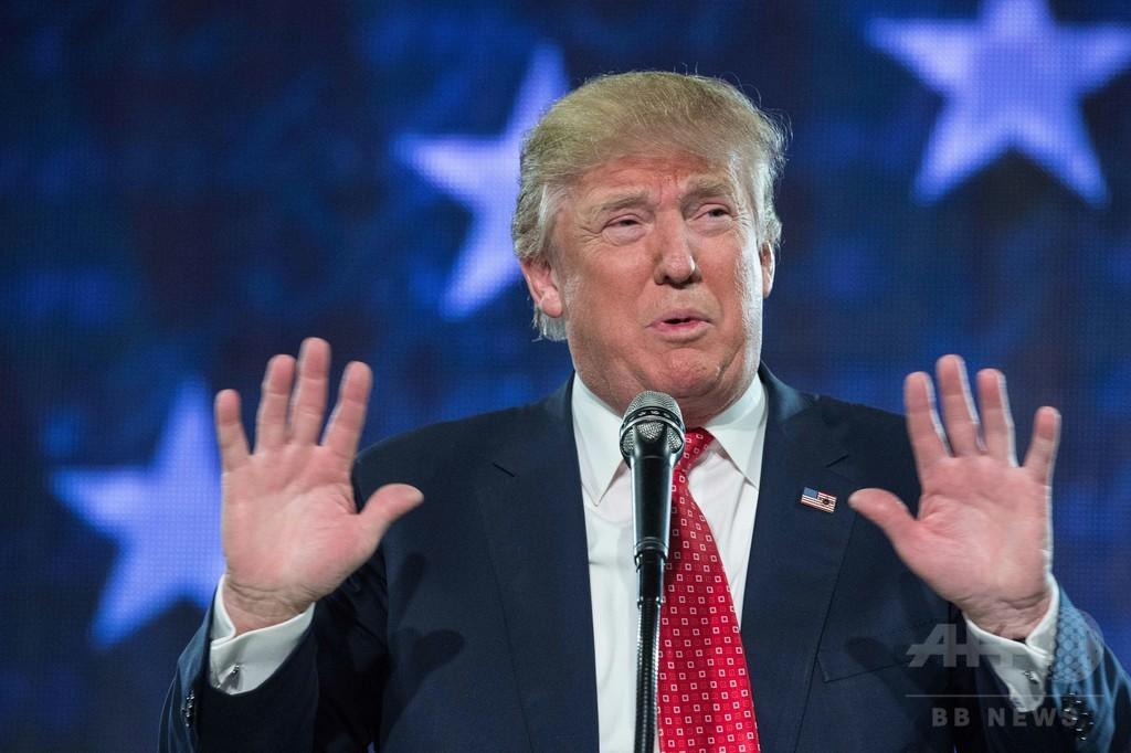 2016年米大統領選、「下品さ」特徴に
