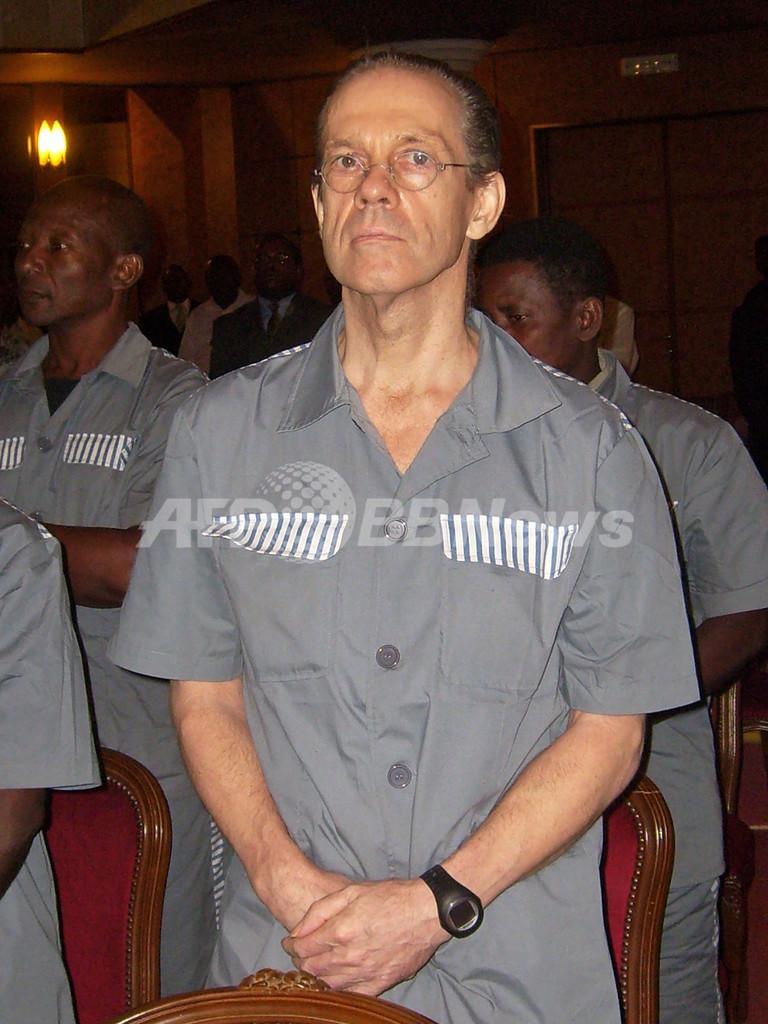 赤道ギニア・クーデター未遂、マン被告に禁固34年4月の判決