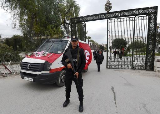 襲撃受けた博物館、営業再開へ チュニジア