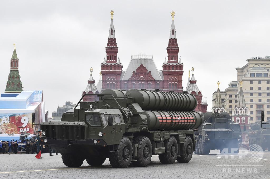 米、中国の軍事調達部門を制裁対象に ロシアの最新鋭兵器購入で
