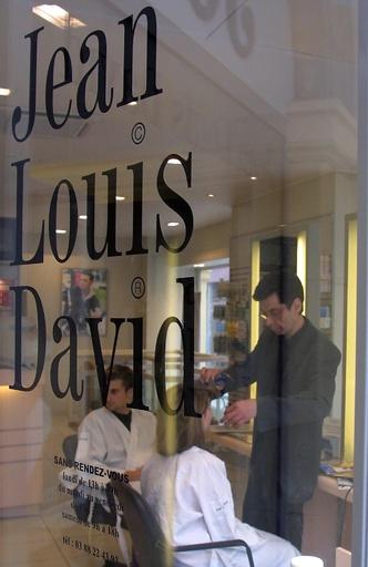 仏著名美容師ジャンルイ・ダビッド氏が死去 85歳