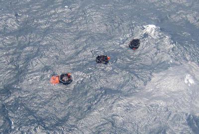パプアニューギニアでフェリーが沈没、100人以上行方不明