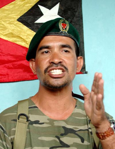 ディリで、反政府軍と銃撃戦 - 東ティモール