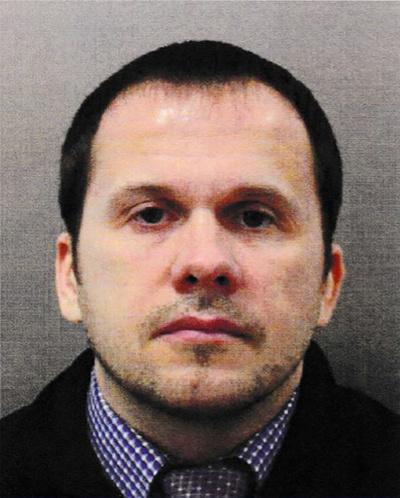 英神経剤襲撃、容疑者はロシアの最高勲章受章者 英検証サイト発表