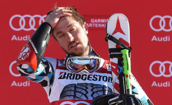 酸素吸入のルイッツがW杯優勝剥奪へ、FISが失格処分を勧告