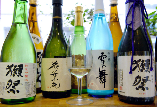 注目される日本酒、輸出量1000万リットル超
