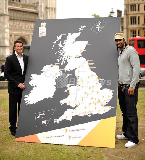 ロンドン五輪聖火リレーの概要を発表、国内のみで実施