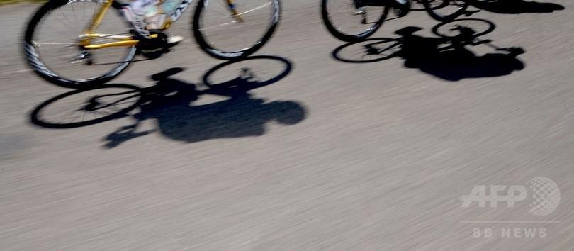 露スポーツ相、自転車界には「いかなる種の問題」も存在しない