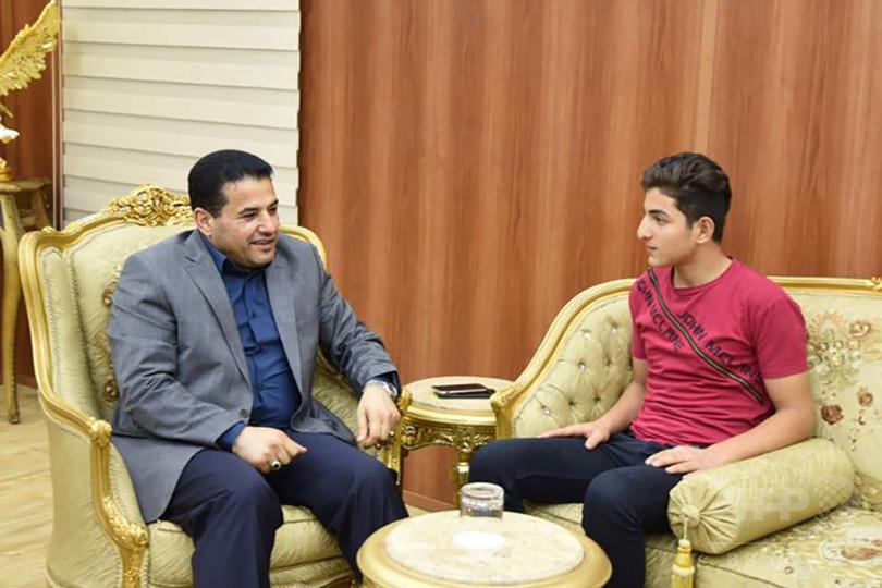 イラクの「ウサマ・ビンラディン」君、改名の4日前に感電死
