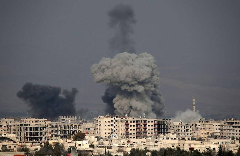 【AFP記者コラム】「もしも生き延びることができれば」 シリア・東グータ日誌