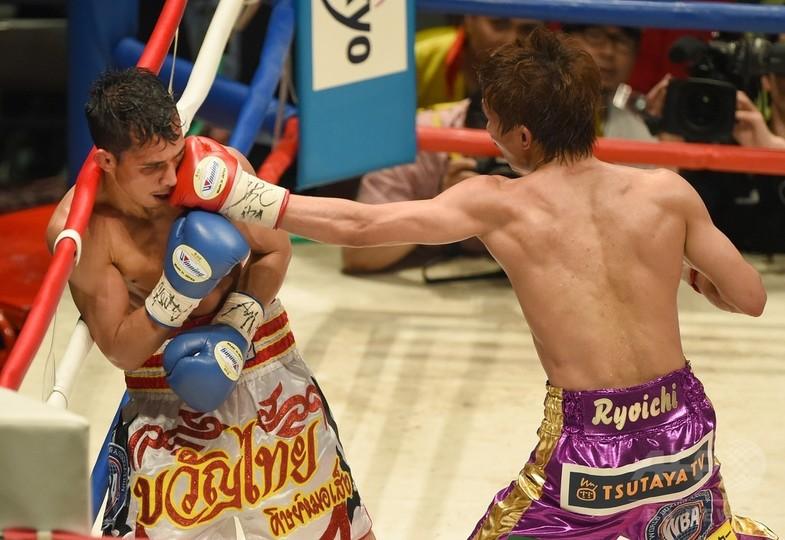 WBAライトフライ級王者・田口良...