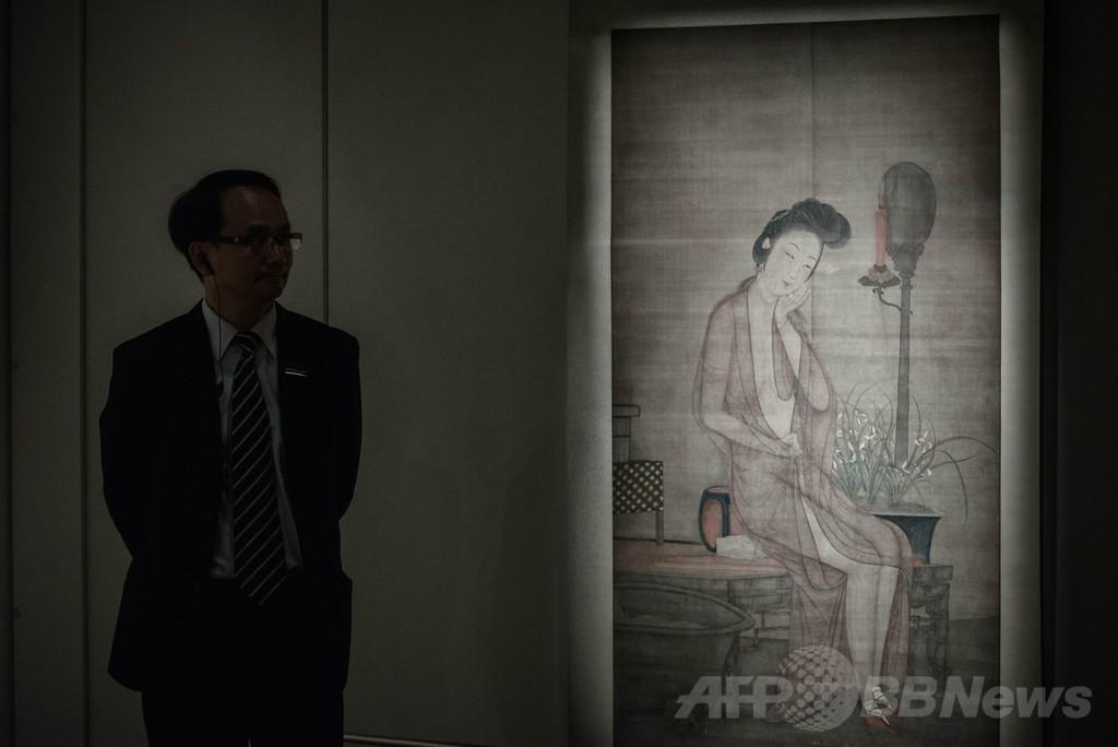 文化大革命で失われた「中国の性の哲学」展覧会 香港