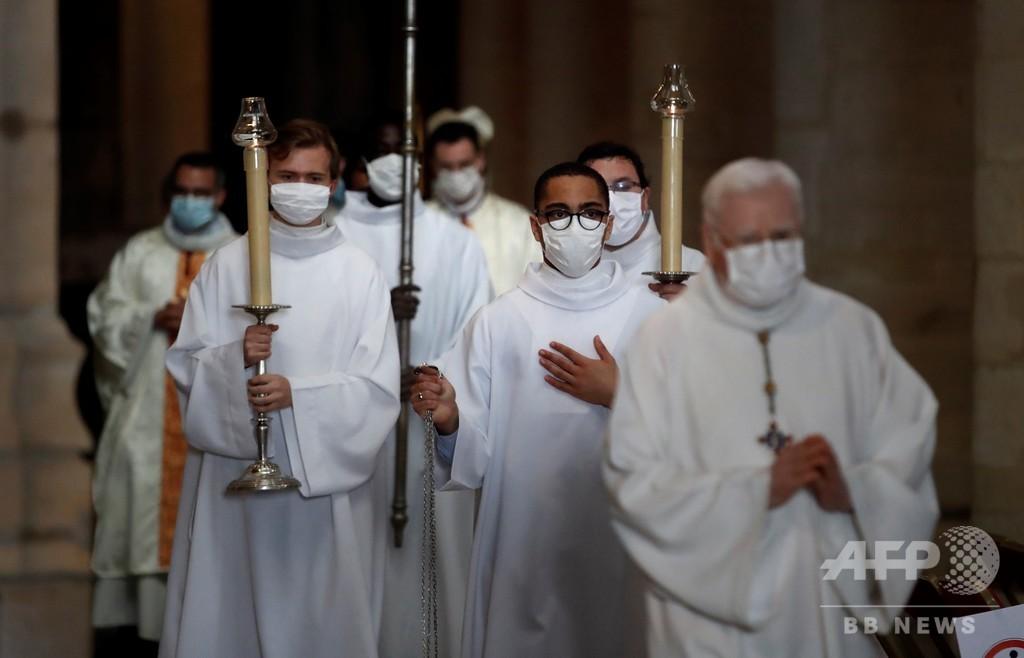 合唱は最も危険な行為? 聖歌隊の集団感染で歌唱は今も禁止 独