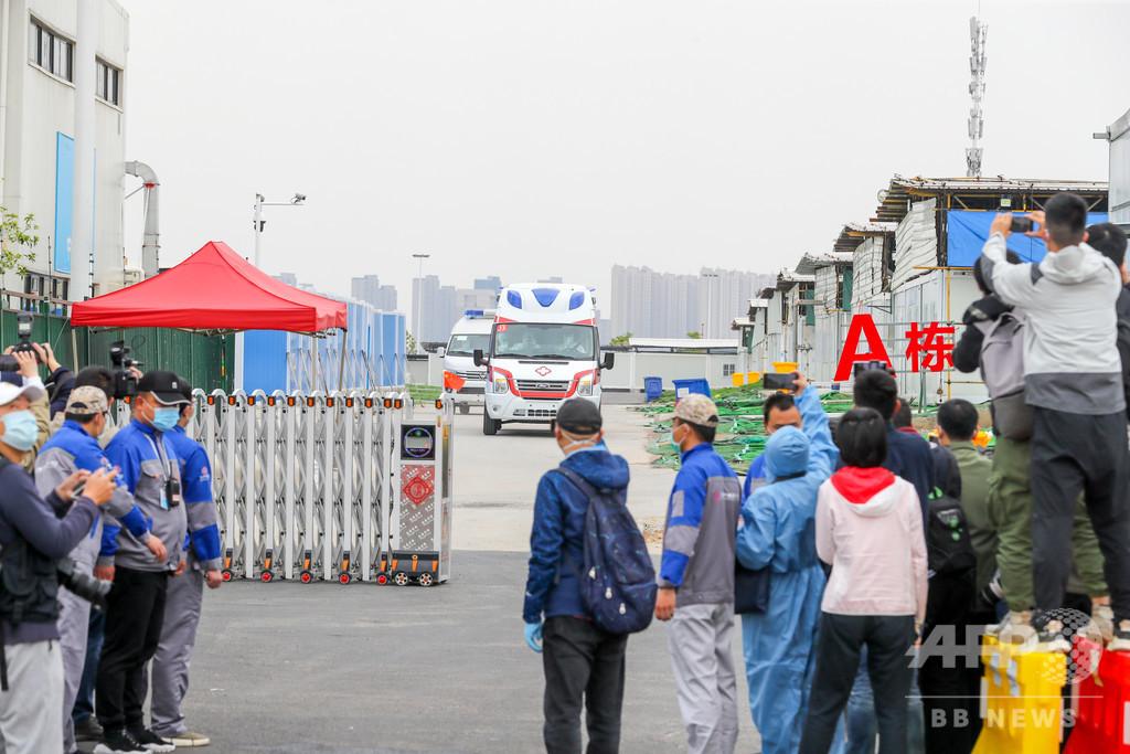 武漢市、新型ウイルスの入院患者がゼロに、治癒率92.2% 中国