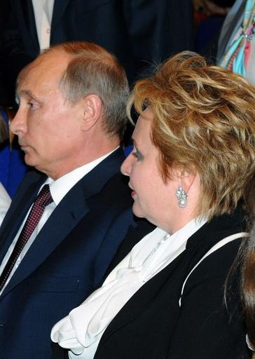プーチン露大統領夫妻、離婚を発表 再婚は?