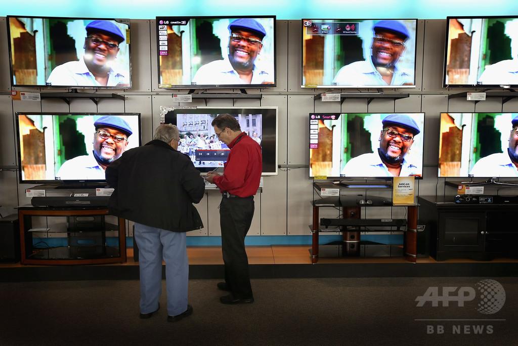 若い時のテレビの見過ぎ、中年期の脳に悪影響か 米研究