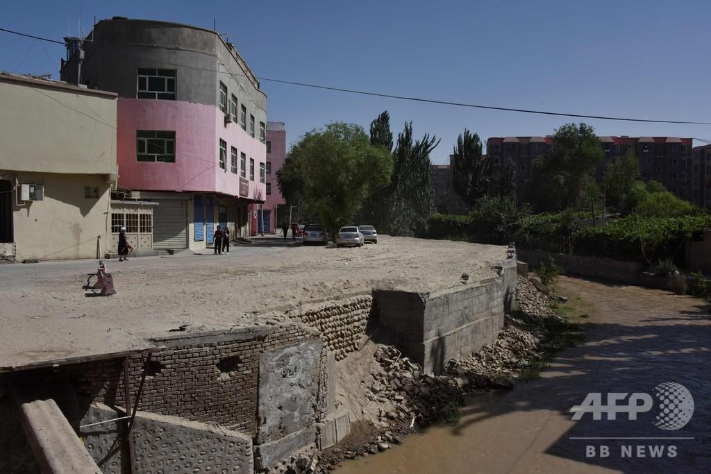 中国、新疆で1万6000のモスクを破壊 豪シンクタンク