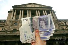 英国通貨:ドポンと急落