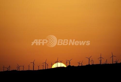 風力発電大国スペイン、全電力供給40%超の過去最高を記録