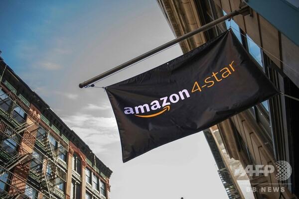 アマゾン、新コンセプトの実店舗をNYにオープン四つ星以上の品など厳選