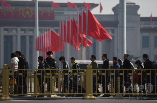 中国、繰り出される究極の弥縫策