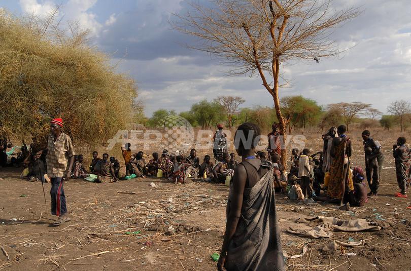 家畜の牛をめぐり過去最悪の民族衝突、政府軍が支配権奪還 南スーダン