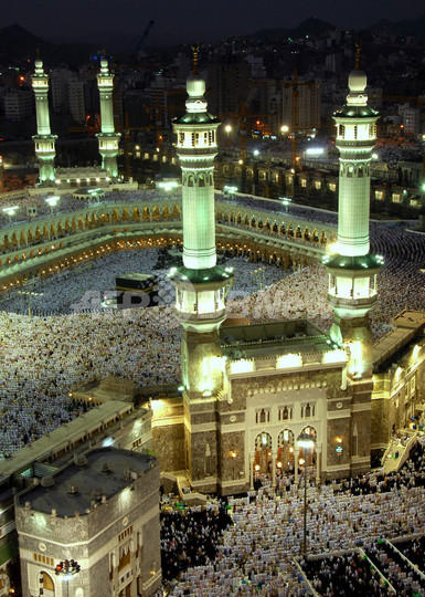 もうすぐラマダン明け、イスラム教徒らメッカに巡礼