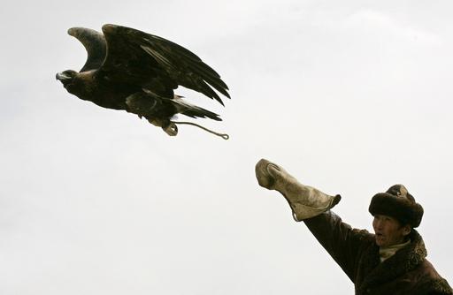 狩猟の祭典、キルギス