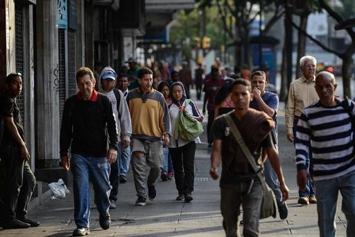 中国、ベネズエラに支援表明 電力の復旧で