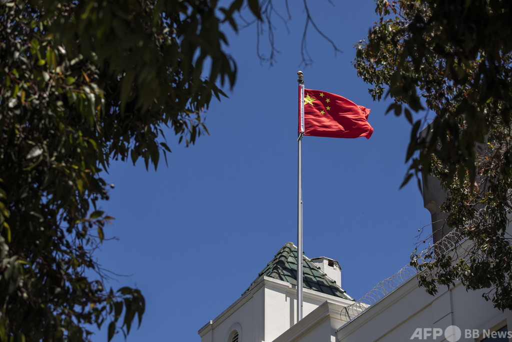 米、中国の工作員5人を逮捕 反体制派標的の「キツネ狩り」に従事