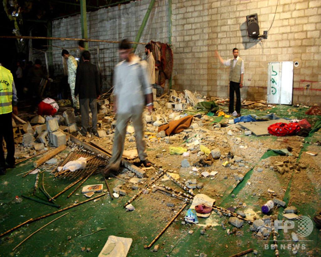 イラン、米拠点の「テロ集団」トップを拘束 08年爆弾攻撃を首謀