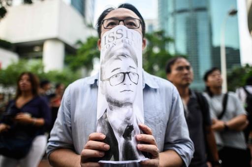 売春関与で在香港英総領事館職員を拘束 中国メディア報道を家族が非難