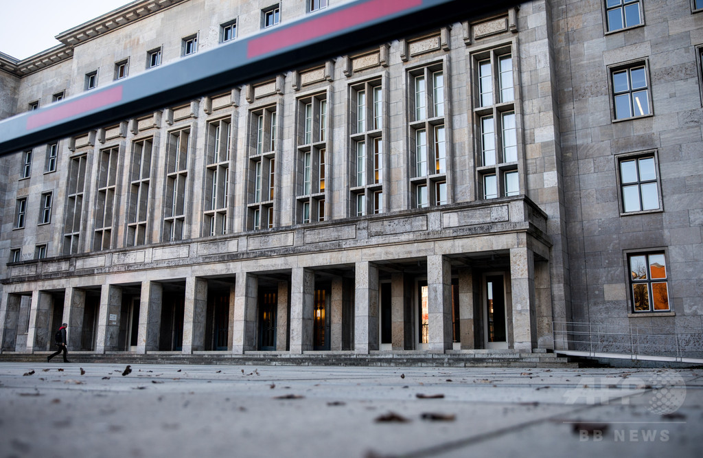 ドイツ財務省に小包爆弾、ギリシャから送付 米長官の訪問前日