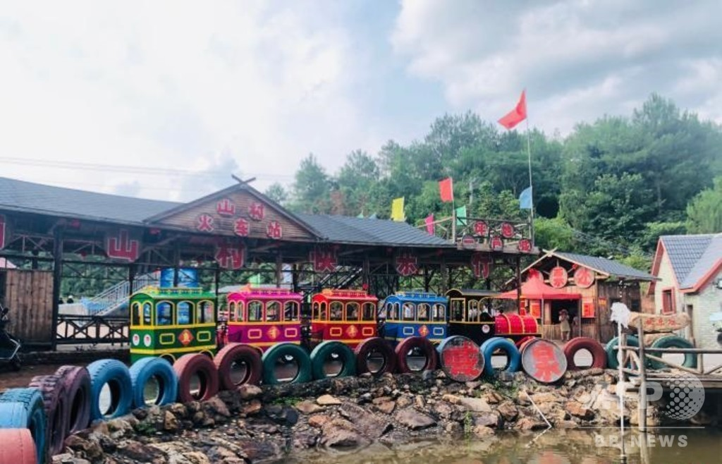 村民が会社を興し観光の村に 貧困を脱した江西省の農村