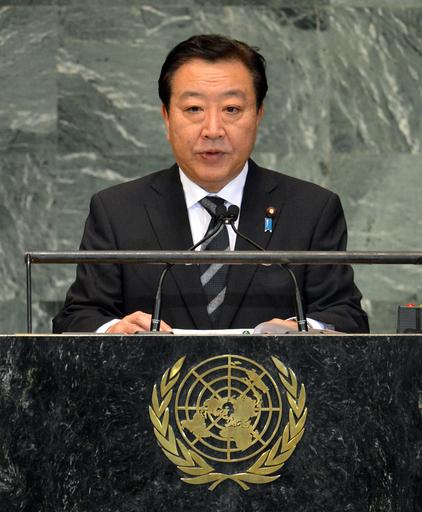 野田首相、「中国への妥協はあり得ない」 尖閣領有権