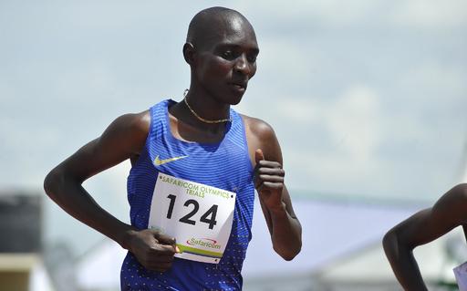 ケニア元中距離王者が4年間出場停止に、本人は引き続き潔白主張
