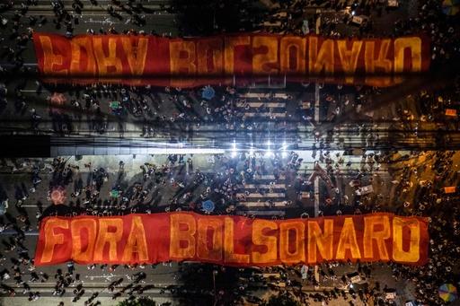 ブラジル、年金制度改革で全国スト コパ・アメリカ前に交通機関まひ