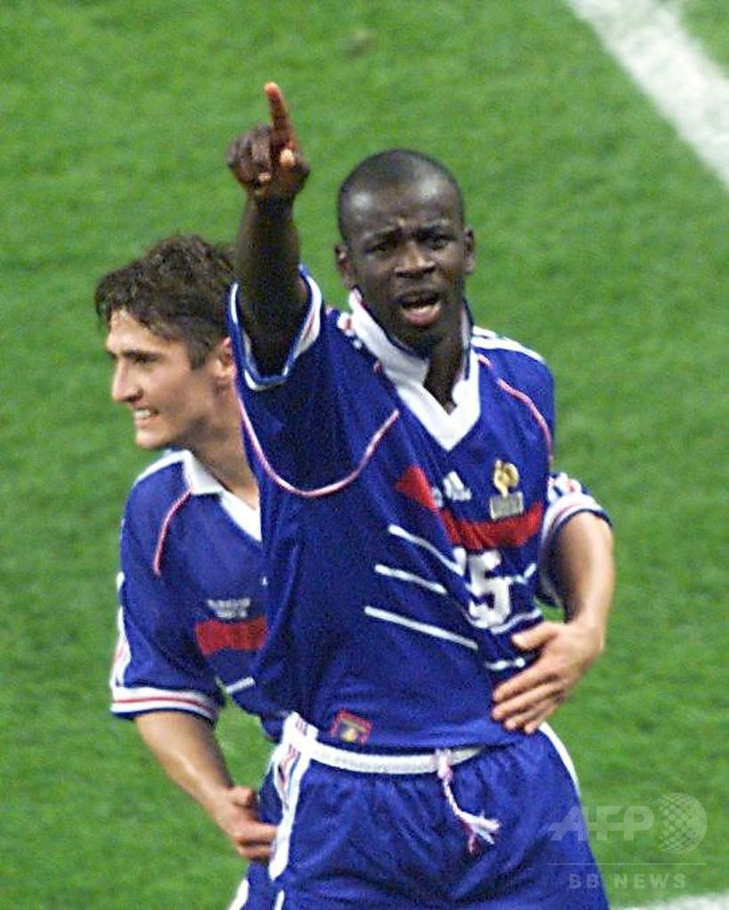 W杯ロシア大会決勝で戦うフランスとクロアチア、20年前の準決勝はフランスが勝利