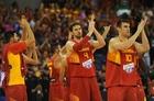 開催国スペインが決勝トーナメント進出、バスケW杯