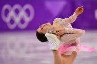 フィギュア女子SPで4位の宮原知子、平昌五輪